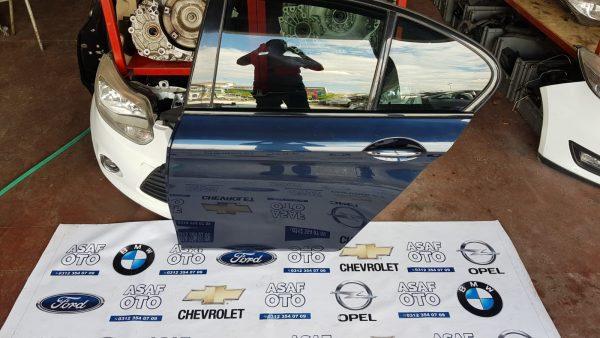 BMW F10 Orjinal Çıkma Sol Arka Kapı