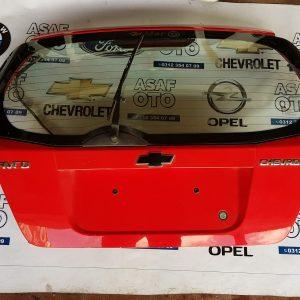 Chevrolet Aveo 2008 hatcback bagaj kapağı hatasız boyasız