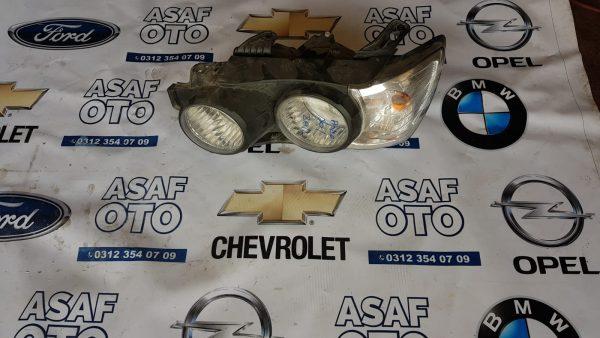 Chevrolet Aveo ltz Orjinal çıkma sol far