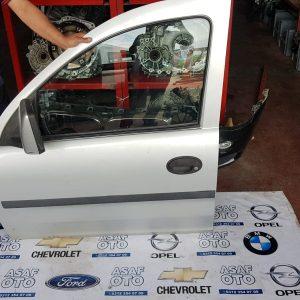 Opel Combo orjinal çıkma HATASIZ sağ ön kapi