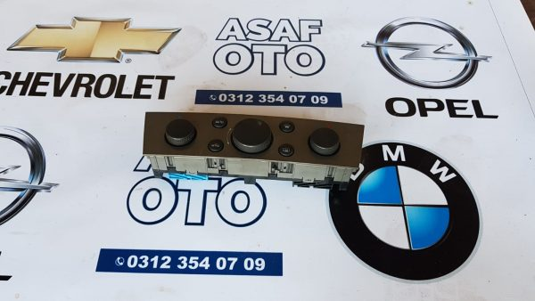 Opel Vectra C Orjinal dijital klima Paneli
