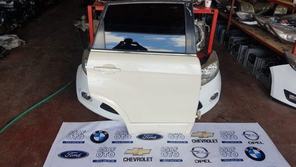 Chevrolet Captiva Sağ Arka Kapı HATASIZ BOYASIZ