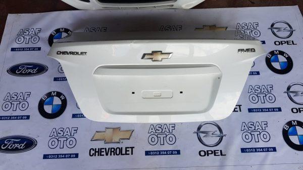 Chevrolet Aveo ltz Çıkma bagaj kapağı