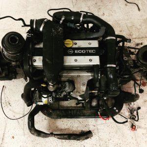 opel çıkma komple motor