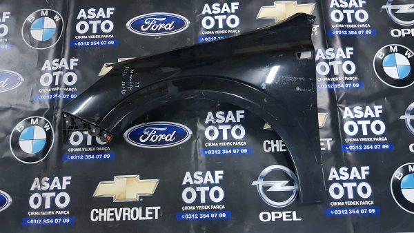 Opel Astra Çıkma Siyah Sol Çamurluk