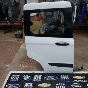 Ford Courier Çıkma Sağ Arka Kapı Beyaz
