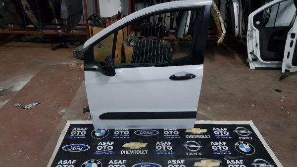 Ford Courier Çıkma Sol Arka Kapı Beyaz