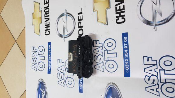 Opel Vectra B Çıkma Dijital Klima Paneli